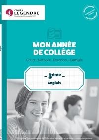 Véronique Canu - Anglais 3e - Cours, méthode, exercices, corrigés.