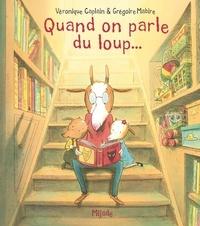 Véronique Caplain - Quand on parle du loup.