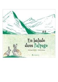 Véronique Cauchy et Emilia Conesa - En balade dans l'alpage.