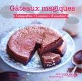 Véronique Cauvin - Gâteaux magiques.