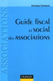 Véronique Chambaud - Guide fiscal et social des associations.