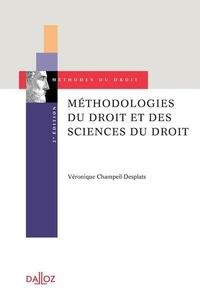 Véronique Champeil-Desplats - Méthodologies du droit et des sciences du droit.