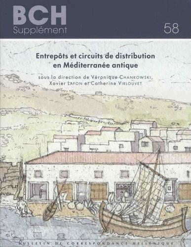 Entrepôts et circuits de distribution en Méditerranée antique