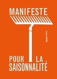 Véronique Chapacou - Manifeste pour la saisonnalité.