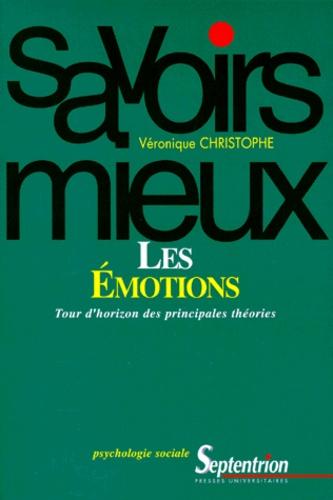 Véronique Christophe - Les émotions - Tour d'horizon des principales théories.