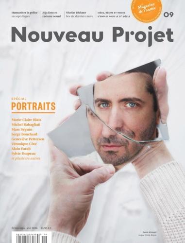 Véronique Côté et Noémie Debot-Ducloyer - Nouveau Projet 09 - Printemps-été 2016.