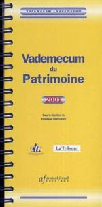 Vademecum du patrimoine. Edition 2001.pdf