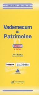 Véronique Couturier et  Collectif - Vademecum du patrimoine. - 8ème édition 2003.