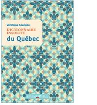 Galabria.be Dictionnaire insolite du Québec Image