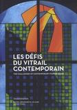 Véronique David et Nicolas Dohrmann - Les défis du vitrail contemporain - Premières rencontres internationales sur le vitrail contemporain, Cité du vitrail, Troyes.