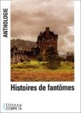 Véronique David-Marescot - Histoires de fantômes - Anthologie.