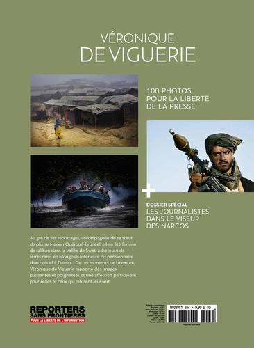 Véronique de Viguerie. pour la liberté de la presse