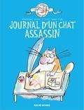 Véronique Deiss et Anne Fine - Journal d'un chat assassin.