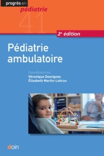 Pédiatrie ambulatoire 2e édition
