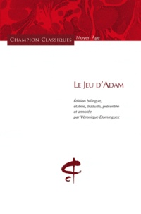 Véronique Dominguez - Le jeu d'Adam.