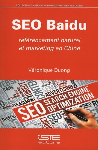 Véronique Duong - SEO Baidu - Référencement naturel et marketing en Chine.
