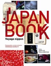 Véronique Durruty et Jean-Luc Toula-Breysse - Japan Book - Voyage nippon.
