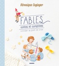 Véronique Enginger - Fables, contes et comptines à broder au point de croix.