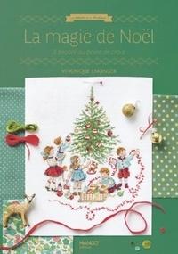Véronique Enginger - La magie de Noël à broder au point de croix.