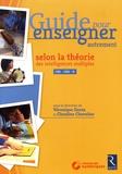 Véronique Garas et Claudine Chevalier - Guide pour enseigner autrement selon la théorie des intelligences multiples CM1-CM2-6e. 1 DVD