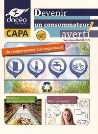 Véronique Giacalone - CAP agricole Module MG1 - Devenir un consommateur averti.