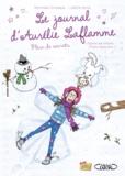 Véronique Grisseaux et Laëtitia Aynié - Le Journal d'Aurélie Laflamme Tome 4 : Plein de secrets.