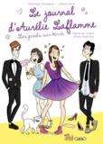 Véronique Grisseaux et Laëtitia Aynié - Le Journal d'Aurélie Laflamme Tome 5 : Les pieds sur terre.