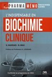 Véronique Haddad et Rémy Mas - Biochimie clinique.