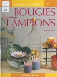 Véronique Isabey et  Cactus studio - Bougies lampions : créations.