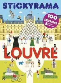 Véronique Joffre - Stickyrama Louvre.