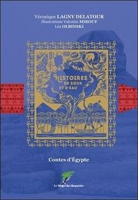 Livres informatiques gratuits à télécharger en pdf Histoires de souk et d'eau  - Contes d'Egypte par Véronique Lagny-Delatour iBook