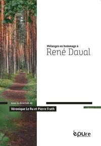 Véronique Le Ru et Pierre Frath - Mélanges en hommage à René Daval.