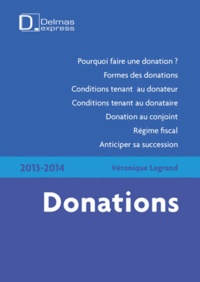 Véronique Legrand - Donations.