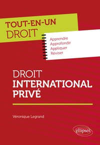 Véronique Legrand - Droit international privé.