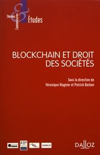 Véronique Magnier et Patrick Barban - Blockchain et droit des sociétés.