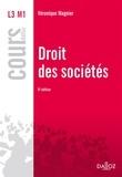 Véronique Magnier - Droit des sociétés.