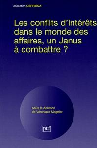 Véronique Magnier - Les conflits d'intérêts dans le monde des affaires, un Janus à combattre ?.