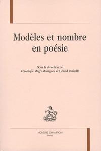 Véronique Magri-Mourgues et Gérald Purnelle - Modèles et nombre en poésie.