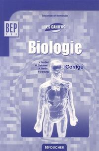 Biologie BEP CSS 2e et Tle - Corrigé.pdf