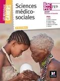 Véronique Maillet et Aurélien Brunel - Sciences médico-sociales  2de 1re Tle Bac Pro ASSP Structure et Domicile - 91 TD et 43 Mémos.
