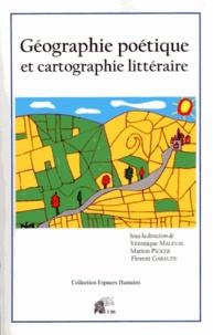Amazon kindle books téléchargements gratuits Géographie poétique et cartographie littéraire par Véronique Maleval, Marion Picker, Florent Gabaude (Litterature Francaise) FB2 DJVU RTF