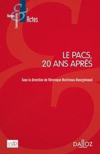 Véronique Martineau-Bourgnignaud - Le PACS, 20 ans après.