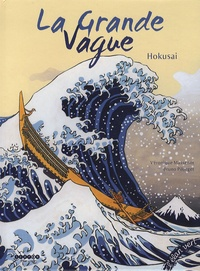 Véronique Massenot - La Grande Vague - Hokusai.