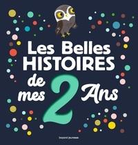 Véronique Massenot et Virginie Guérin - Les belles histoires de mes 2 ans.