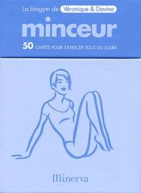 Véronique et  Davina - Minceur - 50 cartes pour s'exercer tous les jours.