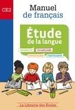 Véronique Nail et Muriel Pujol - Etude de la langue CE2.