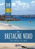 Véronique Olivier et Guy Lecointre - La Bretagne nord en kayak de mer.