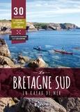 Véronique Olivier et Guy Lecointre - La Bretagne sud en kayak de mer.
