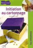 Véronique Payan-Isabey - Initiation au cartonnage.