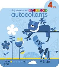 Véronique Petit - Autocollants La savane - Je joue avec les couleurs.